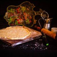 Приготовление пирога :: Наталья Татьянина