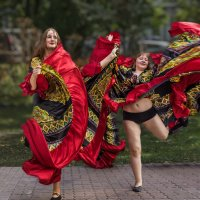 Цыганский танец :: SanSan