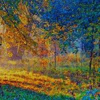 Осенний импрессионизм :: олег свирский