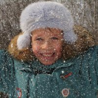 Когда зима в радость. :: игорь кио
