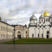 Новгород Великий, св. София.... :: Cергей Павлович