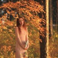 Алина в лесу... :: Владилен Панченко