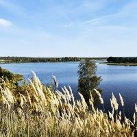 Волга в конце сентября :: Юрий Пучков