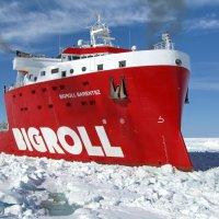 Тяжеловоз Арктики. :: игорь кио