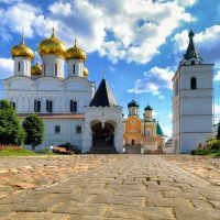 В Ипатьевском монастыре :: Георгий А