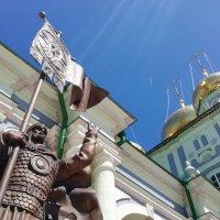 « Воинство земное и Отеческого духа» :: Петр Ваницын