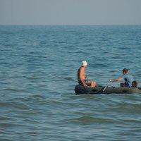 А мы на море... :: Роман Савоцкий