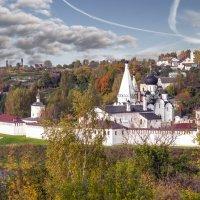 Старица, Свято-Успенский монастырь :: Елена Елена