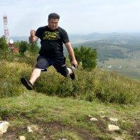 Люблю я прыгать... :: Дмитрий Петренко
