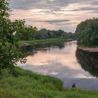 Река Полисть в Старой Руссе :: El Кондукова