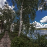 Прогулка по Плёсу :: Serge Riazanov
