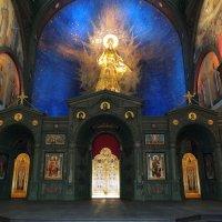 Парк Патриот. Церковь Воскресения Христова. :: Александр Качалин