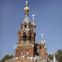 Храм Рождества Христова села Гололобово :: sorovey Sol