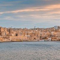 Осенний закат на Мальте :: Konstantin Rohn