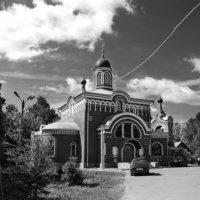 Церковь Троицы Живоначальной на Сходне :: Игорь Егоров