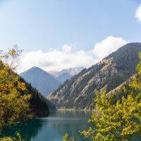 Озеро Кольсай :: Андрей Щукин