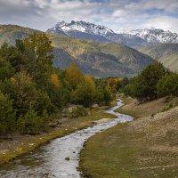 горы рождают реки :: vusovich oleg