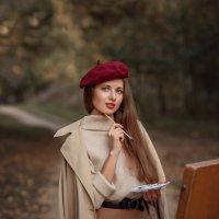 Краски осени :: Виктория Дубровская