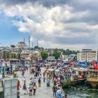 В Стамбуле на набережной :: Eldar Baykiev