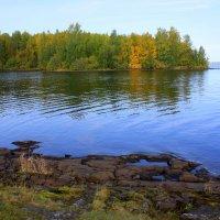 Осень в Карелии :: Николай Гренков