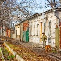 Осень в старом городе :: Наталья S