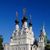 Троицкий монастырь :: Георгий А