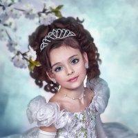 Портрет девочки :: Людмила Иванова