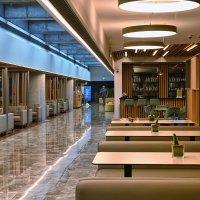 Vip-зал аэропорта Даламан(Турция) :: Valeriy(Валерий) Сергиенко