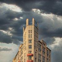 Дом Моссельпрома :: Ром@н Т@р@сов