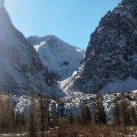 Горный Алтай. Ледник Малый Актру. :: Андрей К