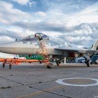 Су-57Э :: Павел Myth Буканов