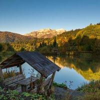 Золотая осень Адыгеи... :: Юлия Бабитко