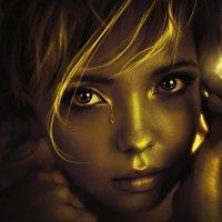 Темный арт :: Дина Агеева