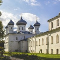 Спасский собор Юрьевского монастыря... :: Cергей Павлович