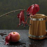 Плачет Осень ... :: Нина Сироткина