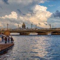 Благовещенский мост :: Валентин Яруллин