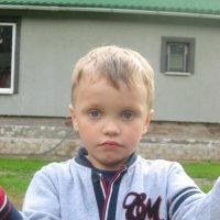 На даче :: Сергей