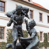 В саду Валленштейнского дворца :: Игорь Константинов