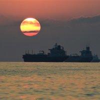 Чёрное море... :: Сергей Саратов