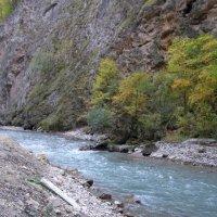 Горная река :: Анна Воробьева