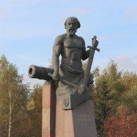 Памятник Никите Демидову :: Петр Ваницын