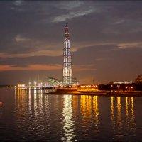башня Газпрома :: Валентин Яруллин