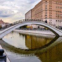 Мосток. :: Валерий Пославский