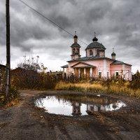 В Сосновке ненастно... :: Наташа Баранова