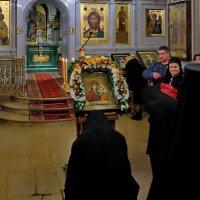 Пресвятая Богородице, спаси нас. :: Геннадий Александрович