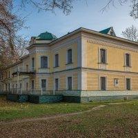 Бывший усадебный дом князей Гагариных. :: Михаил (Skipper A.M.)
