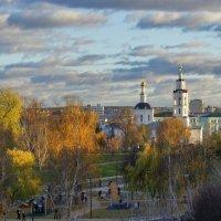 Осень в моём городе :: Елена Кирьянова