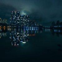 Ночь в ноябре :: Александр Орлов