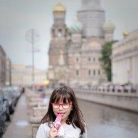 Прогулка по Питеру :: Людмила Утешева