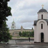 Часовня святой Ольги :: Маргарита